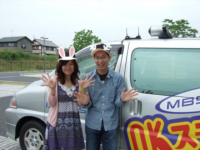 MBSラジオ出演